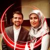 سحر خانجانی و محمدپیام بهرام پور